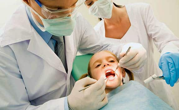 Comprehensive Dental Exam at our dental office in Roswell GA