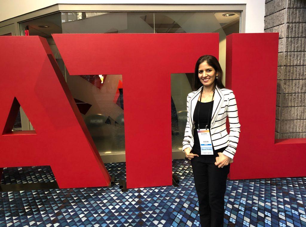 Dr Suvidha Sachdeva - Dentist in Roswell, GA at the Hinman Dental Conference in Atlanta